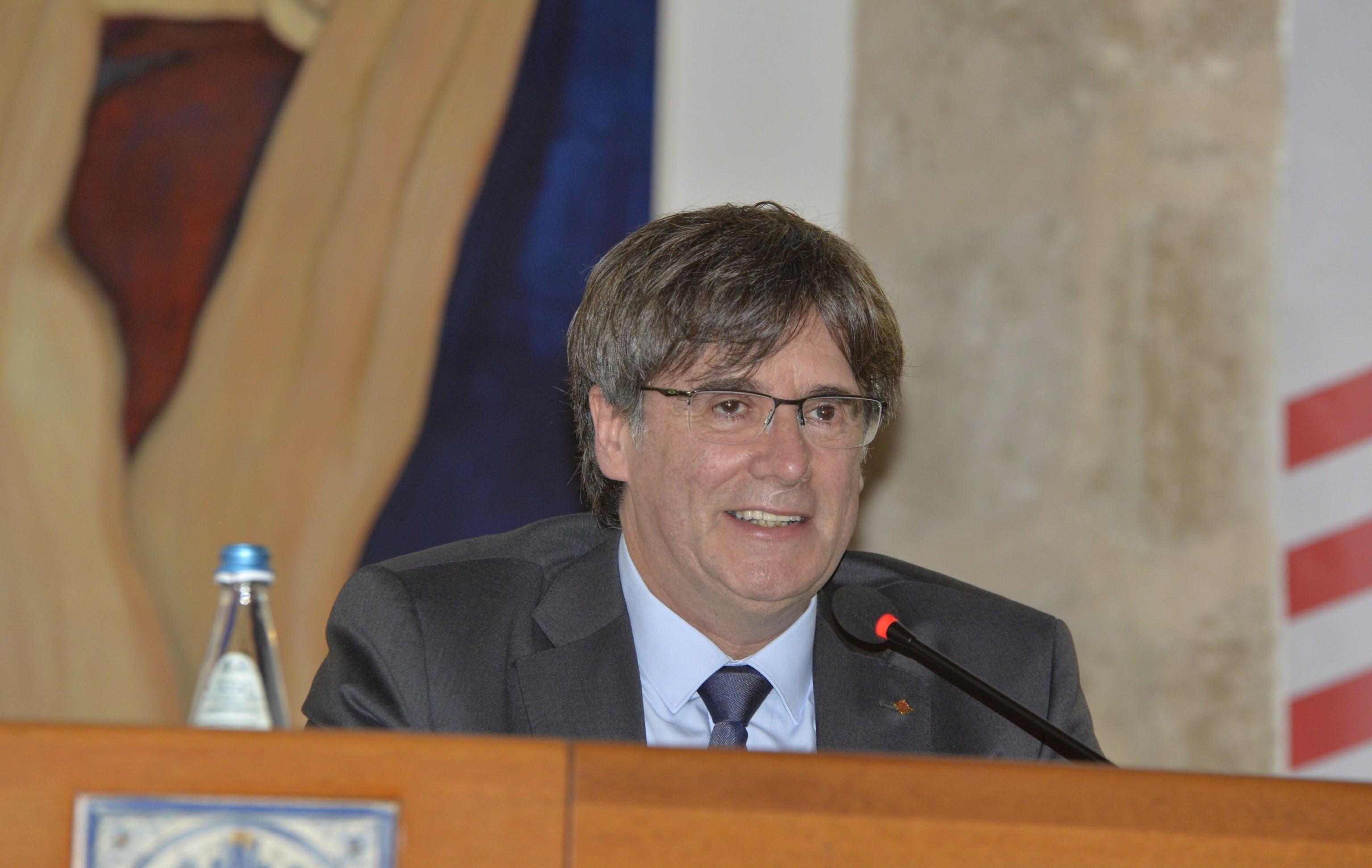 Puigdemont Alguer EFE