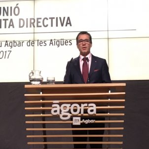 Josep Vives Pacte Nacional Referèndum Barça Bernat Aguilar