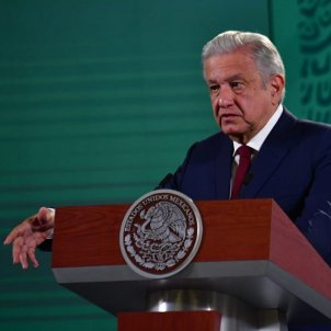 EuropaPress presidente mexico Andres Manuel Lopez Obrador