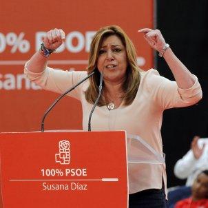 Susana Díaz - EFE