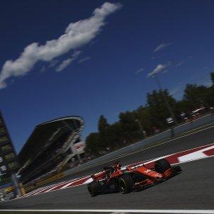Fórmula 1 Barcelona Catalunya Montmeló Efe