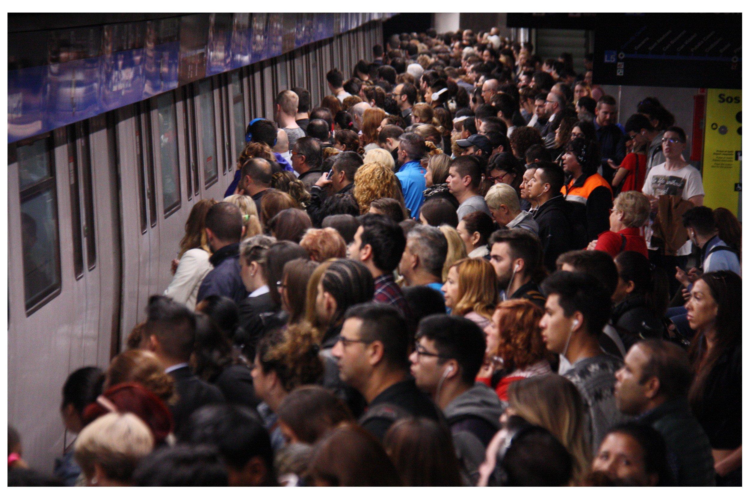 segona vaga metro