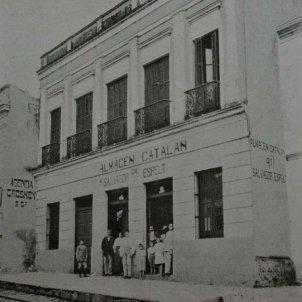 L'arrel catalana de Paraguai. Almacén Catalán