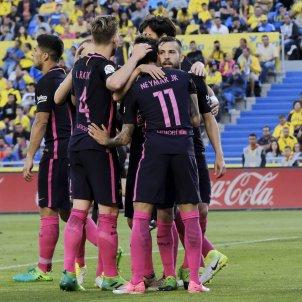Barça Liga Santander Las Palmas EFE
