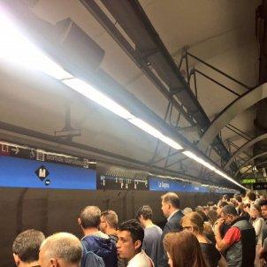 vaga metro @eribas arbos