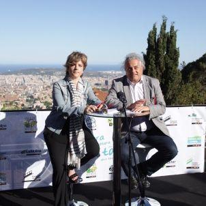 Laura Vives i Enric Tico FGC