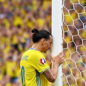 Zlatan Ibrahimovic Eurocopa Suècia Itàlia Efe