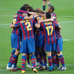 Barça celebració Champions CC