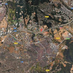 ap7 sant cugat google maps