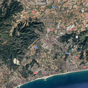 el vendrell / Google Maps