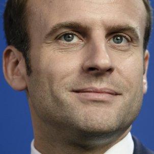 Macron - EFE