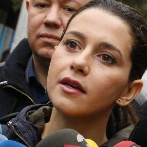 Inés Arrimadas, líder de Cs i cap de l'oposició / ACN