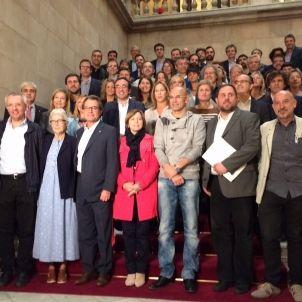 Grupo parlamentario Junts pel Sí