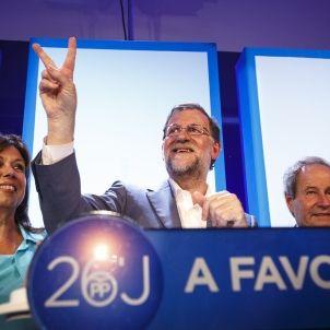 Mariano Rajoy a Lleida 26J - Sergi Alcazar