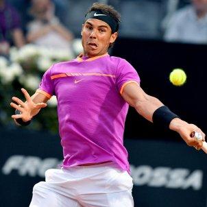 Rafa Nadal Masters Roma Tennis Efe