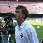 Johan Cruyff FC Barcelona Horaci Seguí
