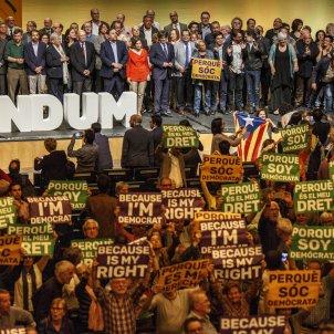 Pacte Nacional Referendum Puigdemont Elena - Sergi Alcàzar