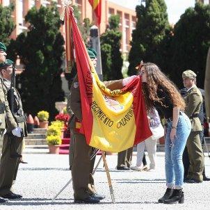 Jura bandera Barcelona EFE