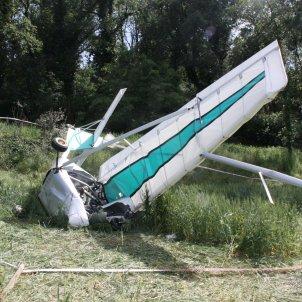 avioneta accident 1 ACN