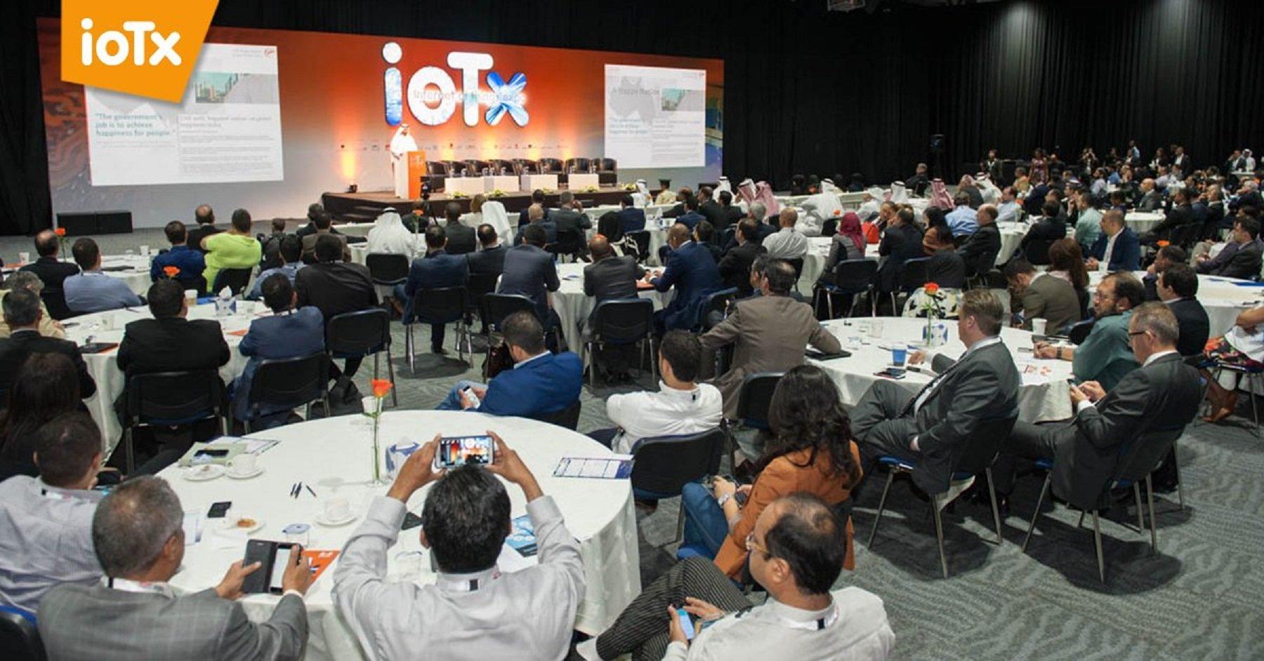 IoTX Dubai bona