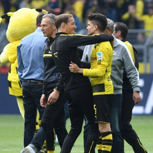 Marc Bartra Borussia Dortmund Efe