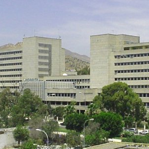 Hospital Materno Infantil de Málaga Wikimedia