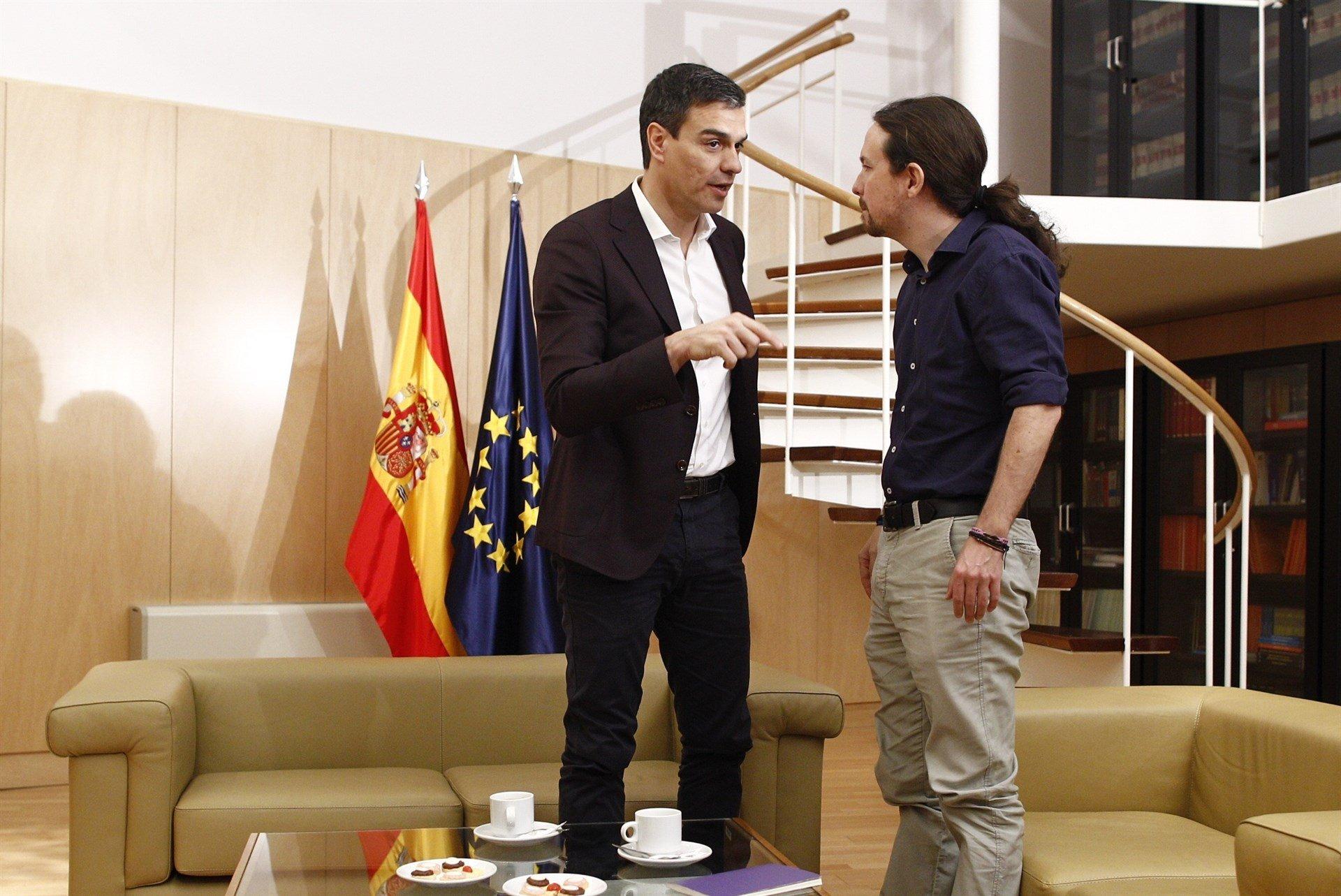 Sánchez Iglesias - Europa Pres