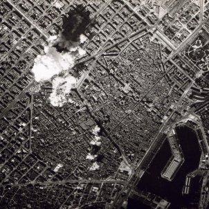Bombardejos fotos Barcelona 1938 - Wiki