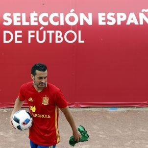 Pedro Rodríguez Espanya Eurocopa Efe
