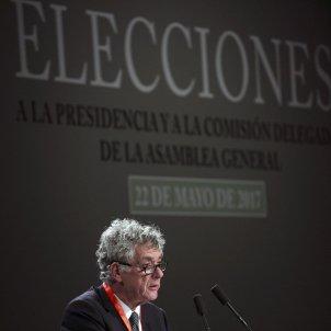 Ángel María Villar Reial Federació Espanyola de Futbol RFEF Efe
