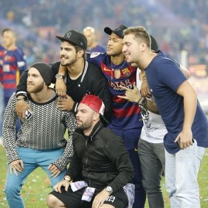 Neymar Jr Toiss Barça   Sergi Alcazar