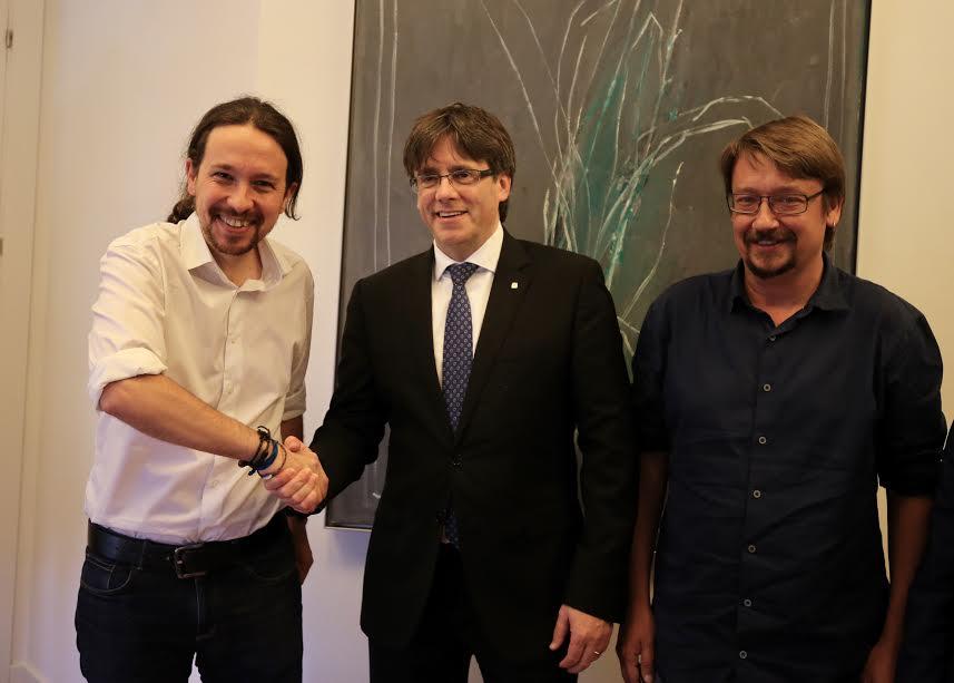 Iglesias Puigdemont - ACN