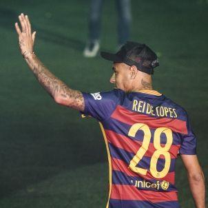 Neymar Jr Barça - Sergi Alcazar