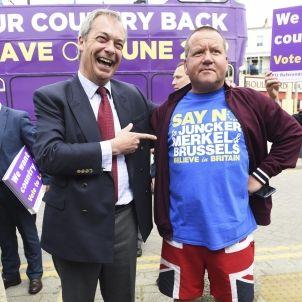 Nigel Farage - Brexit Regne Unit - EFE