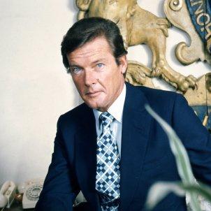 Sir Roger Moore Allan Warren