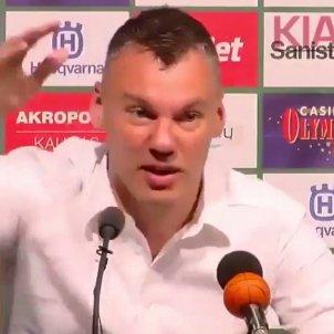 Sarunas Jasikevicius Captura pantalla