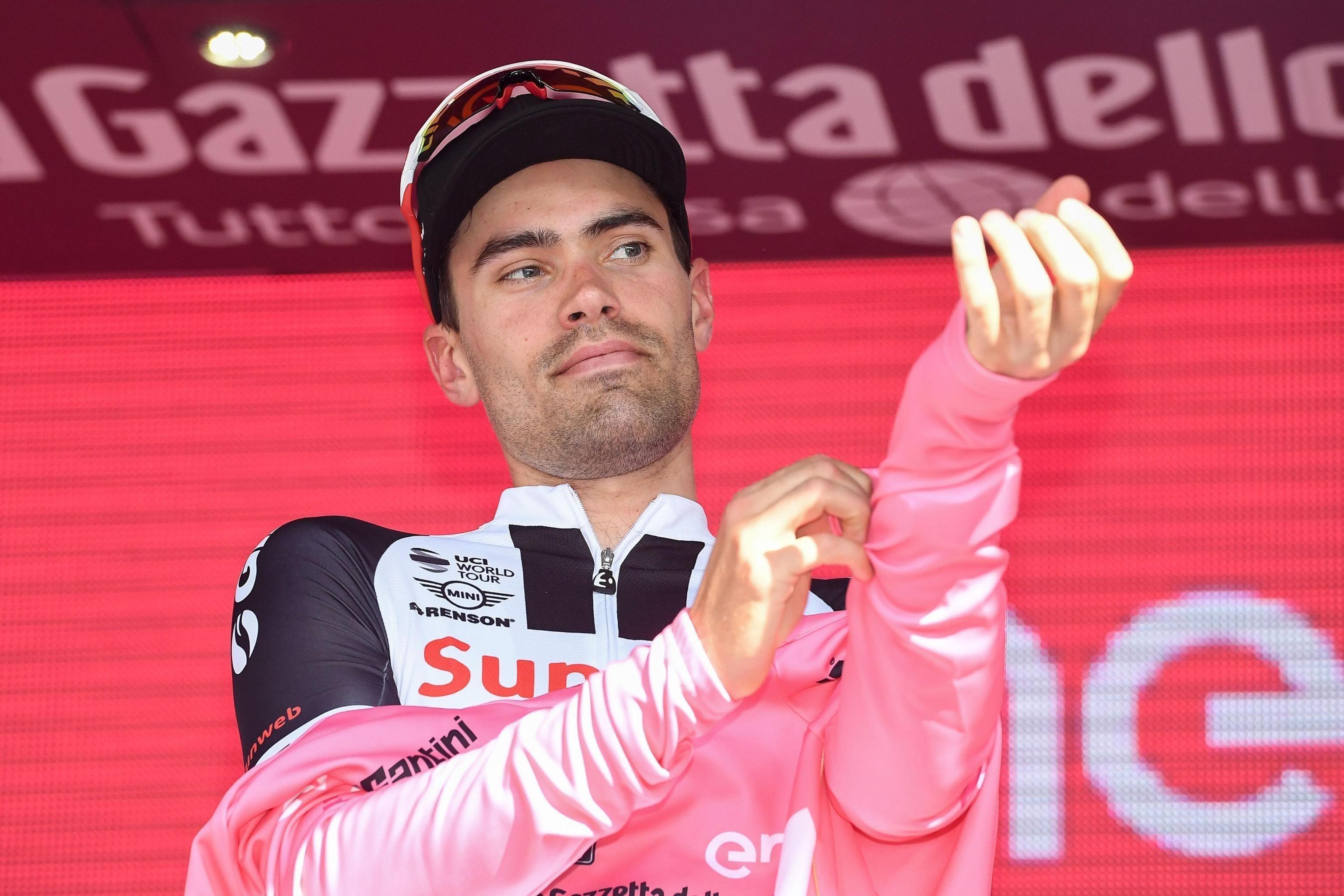 Tom Dumoulin Giro Itàlia Efe