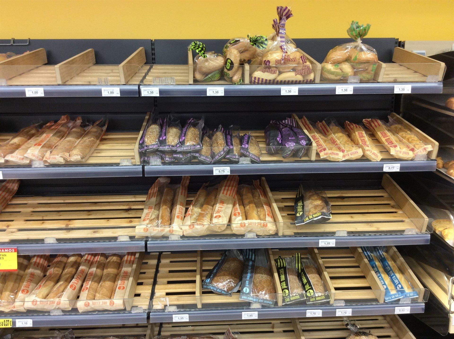 pan panaderos EuropaPress