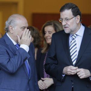 Jorge Fernández i Rajoy EFE