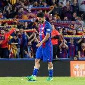Luis Suarez Barça Eibar Camp Nou EFE