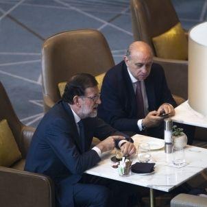 Fernández Díaz i Rajoy / EFE