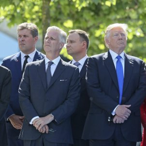Trump OTAN - EFE