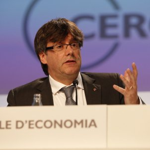 Puigdemont Cercle economia - Sergi Alcàzar