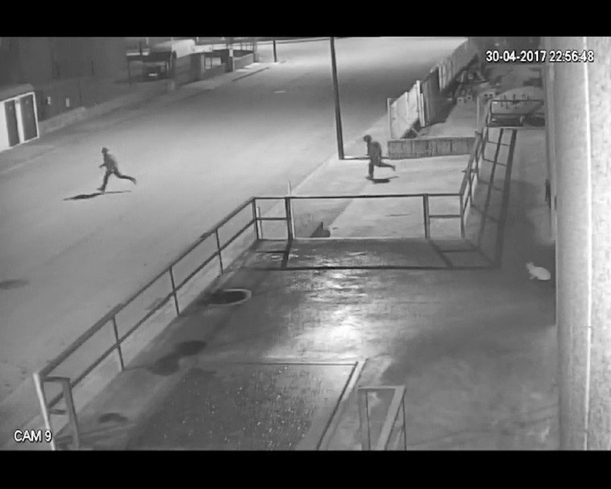 robatori banda poligon robo EuropaPress