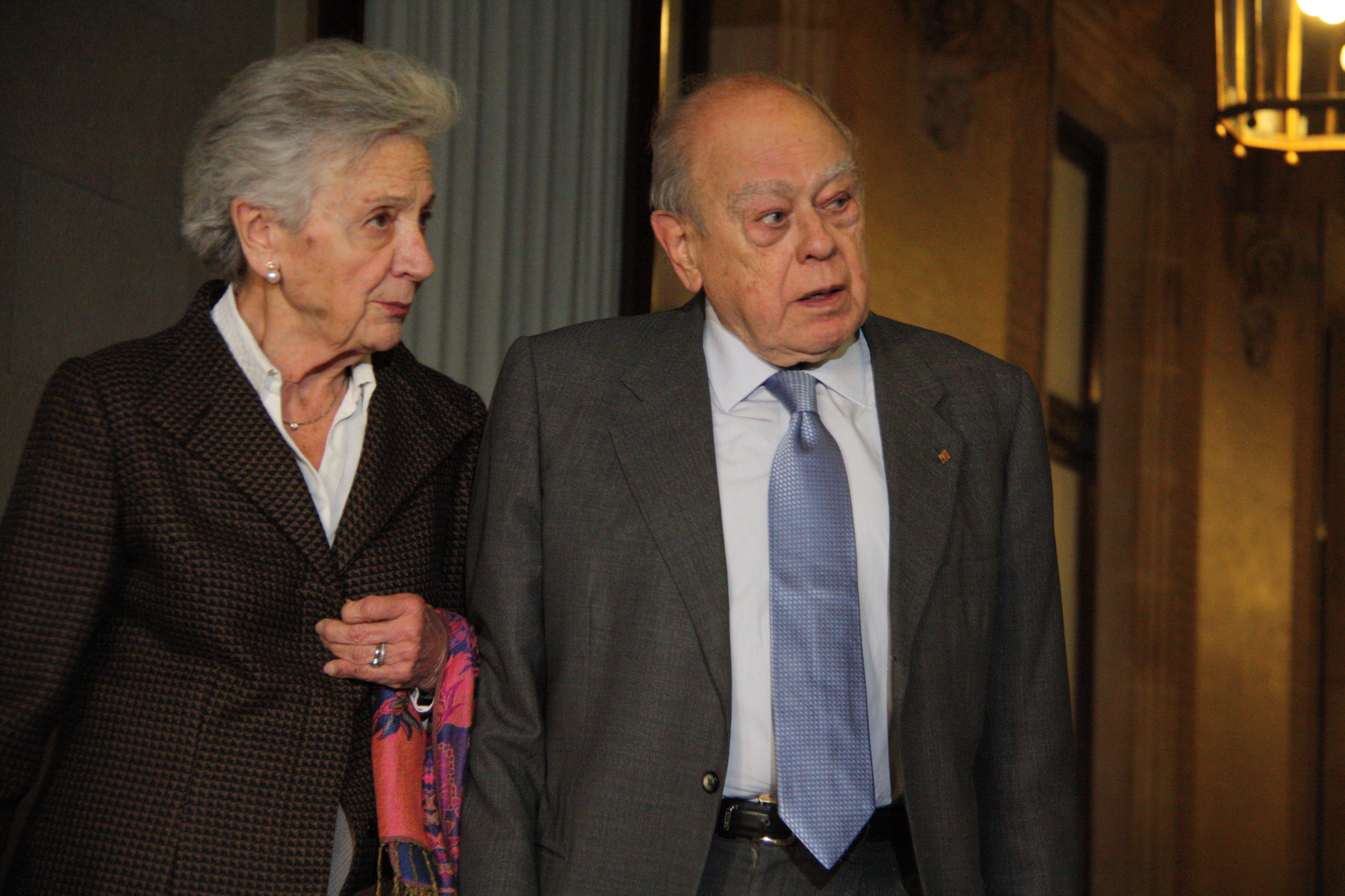 Jordi Pujol Marta Ferrusola   ACN
