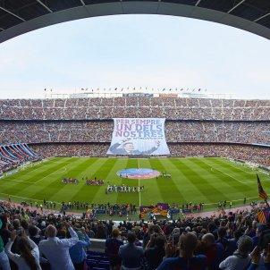 Barça Camp Nou Eibar Comiat Luis Enrique Lliga   EFE