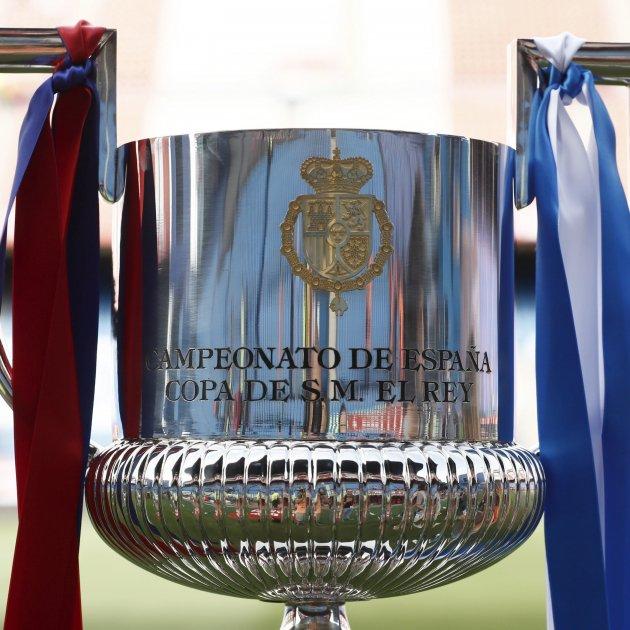 Copa del Rei Barça Alabes trodeu Vicente Calderon   EFE
