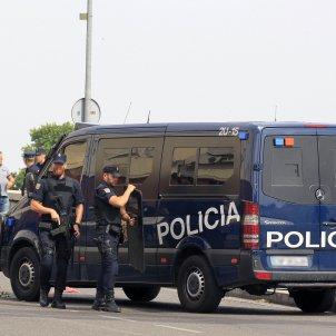 Policia Madrid detencions Barça alabaes final Copa Rei   EFE
