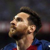 Leo Messi Barça Alabes   EFE
