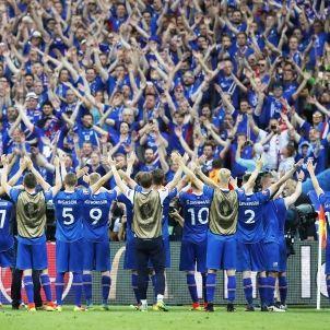 Islàndia Eurocopa Efe